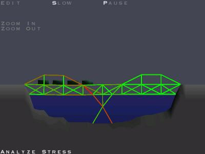 Bridge Builder Level 4