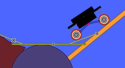 Phun Physics Car Suspension